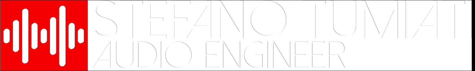 Stefano Tumiati - Audio Engineer
