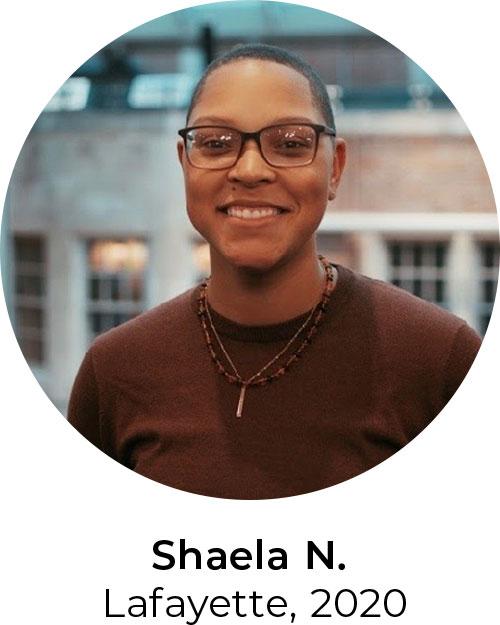Shaela N.