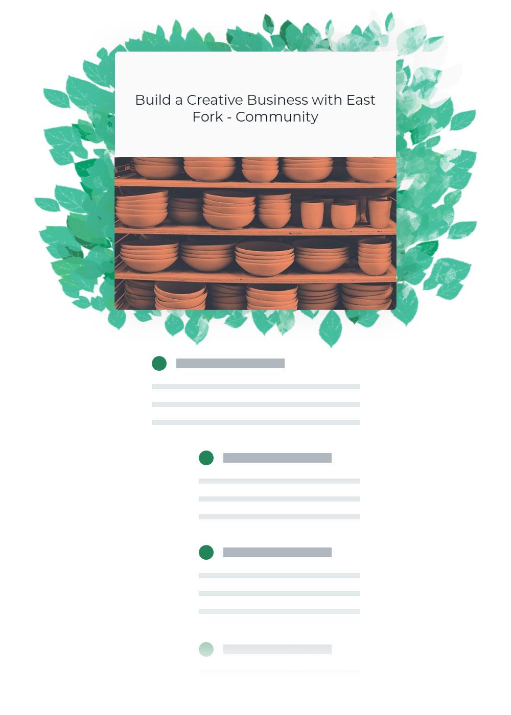 East Fork DesignClass community
