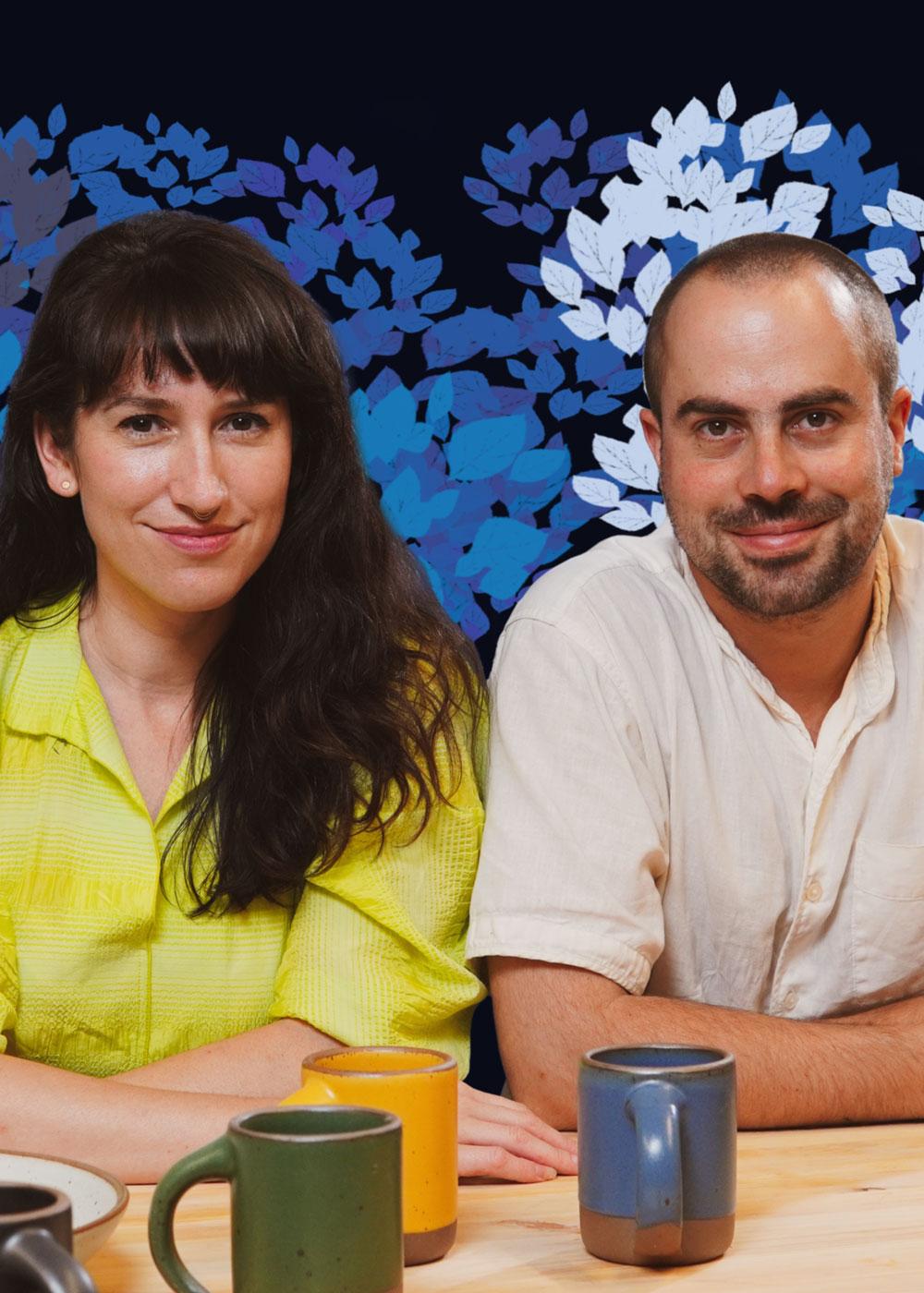 Connie and Alex Matisse DesignClass