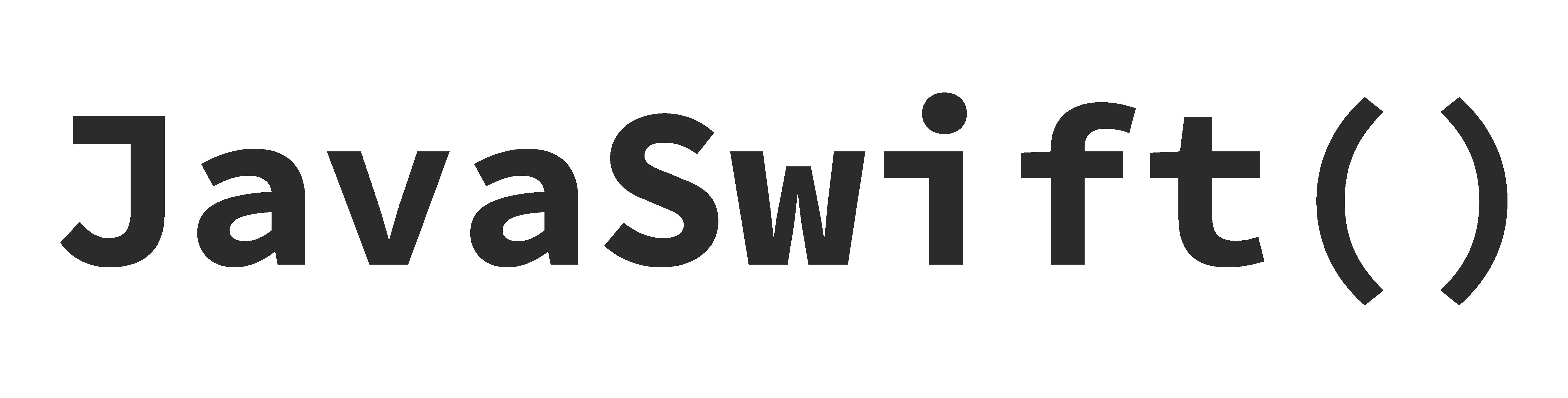 javaswift logo