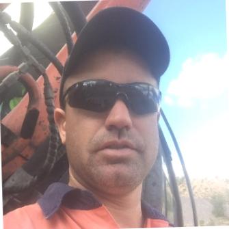 Adrian Mensforth - Plant Operator
