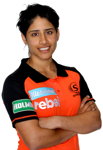 Bhavi Devchand - Perth Scorchers & Western Fury