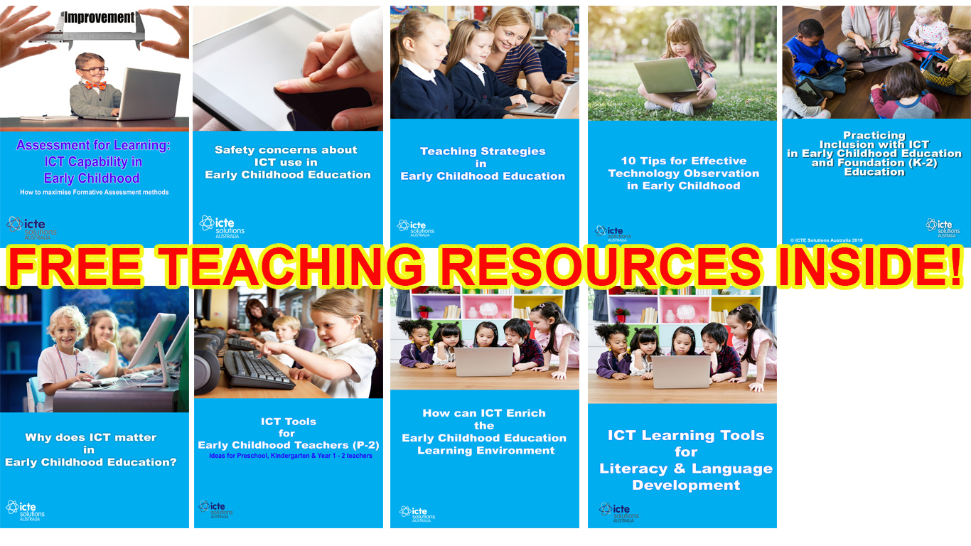 Free Teaching Resources Inside!