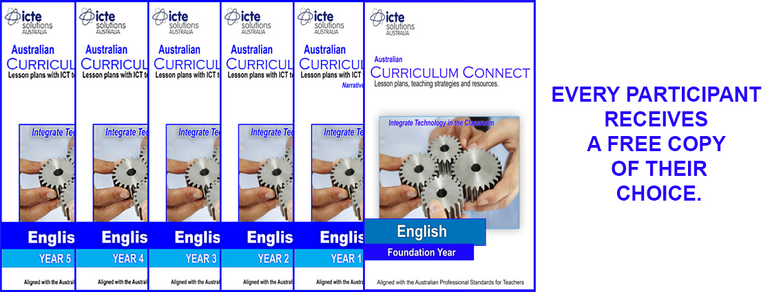 Curriculum Aligned Literacy with ICT activities, ideas and teaching strategies