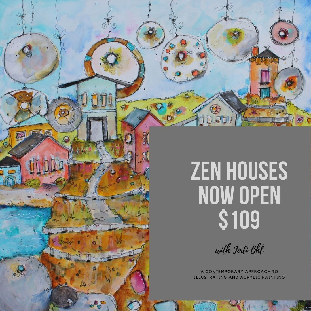Zen houses early bird offer
