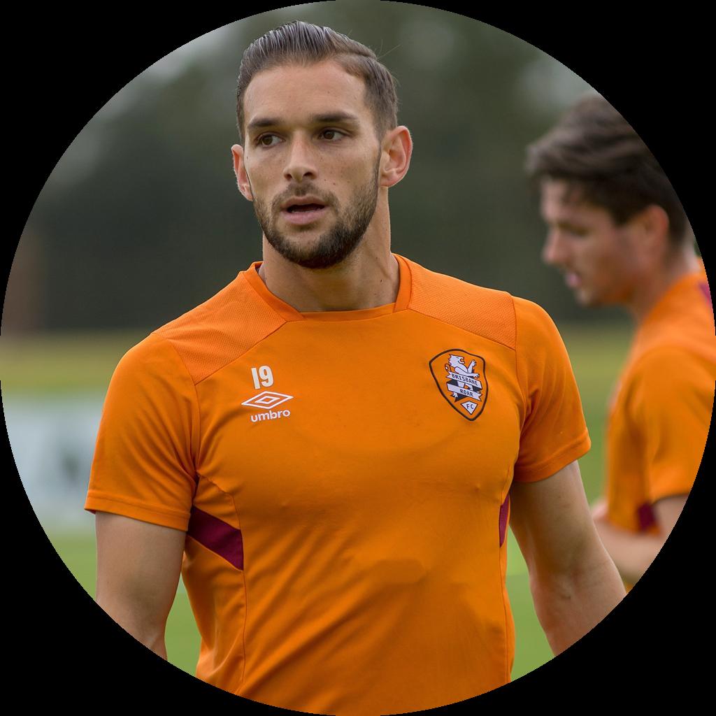 A-League Footballer   Brisbane Roar