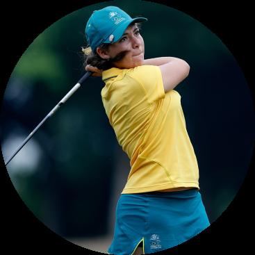 Australian Professional Golfer
