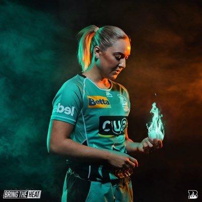 Cricketer   Brisbane Heat & Queensland Fire