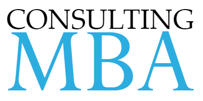 Consulting MBA