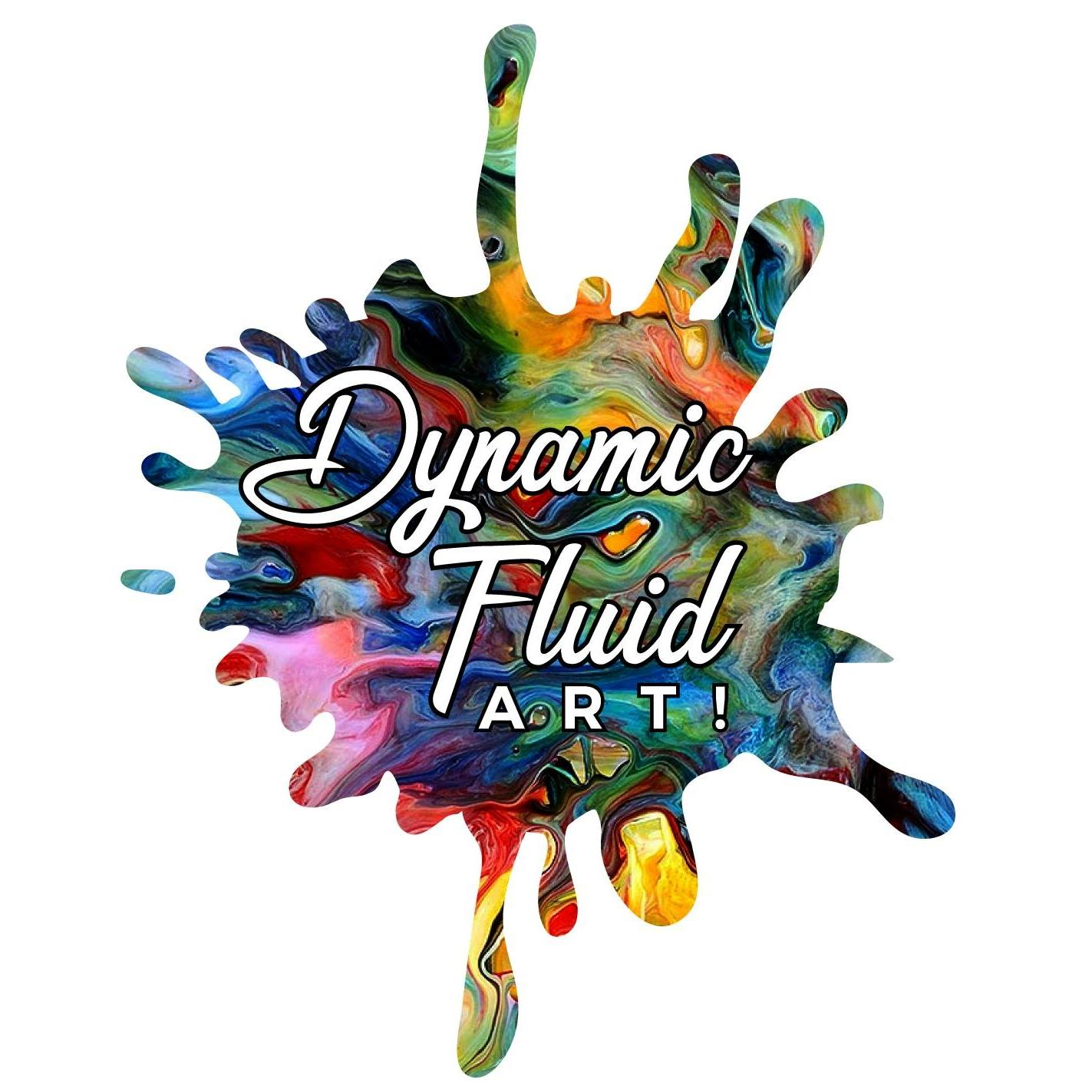 Dynamic Fluid Art