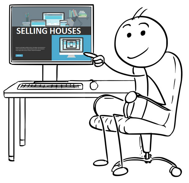 Find listed properties