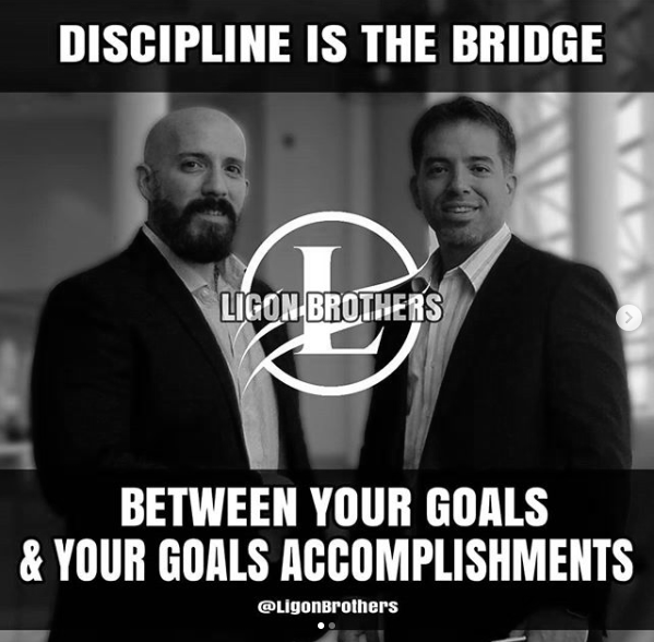 Dicipline - Ligon Brothers
