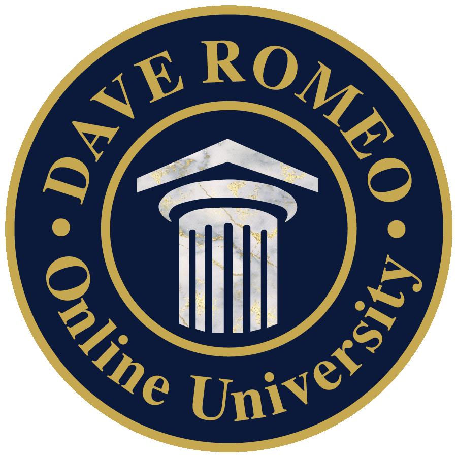 Dave Romeo Online University