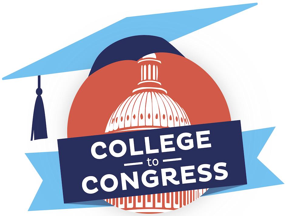 College to Congress logo