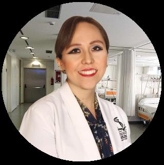 ¡Hola, soy la Dra. Mariana!