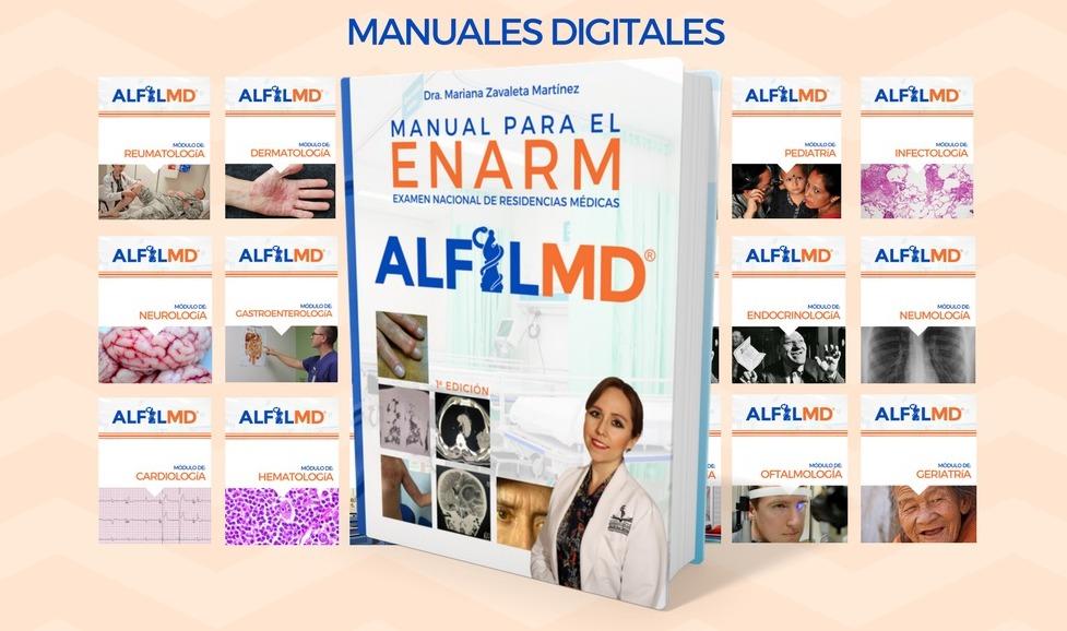 Manual para el ENARM ALFILMD®