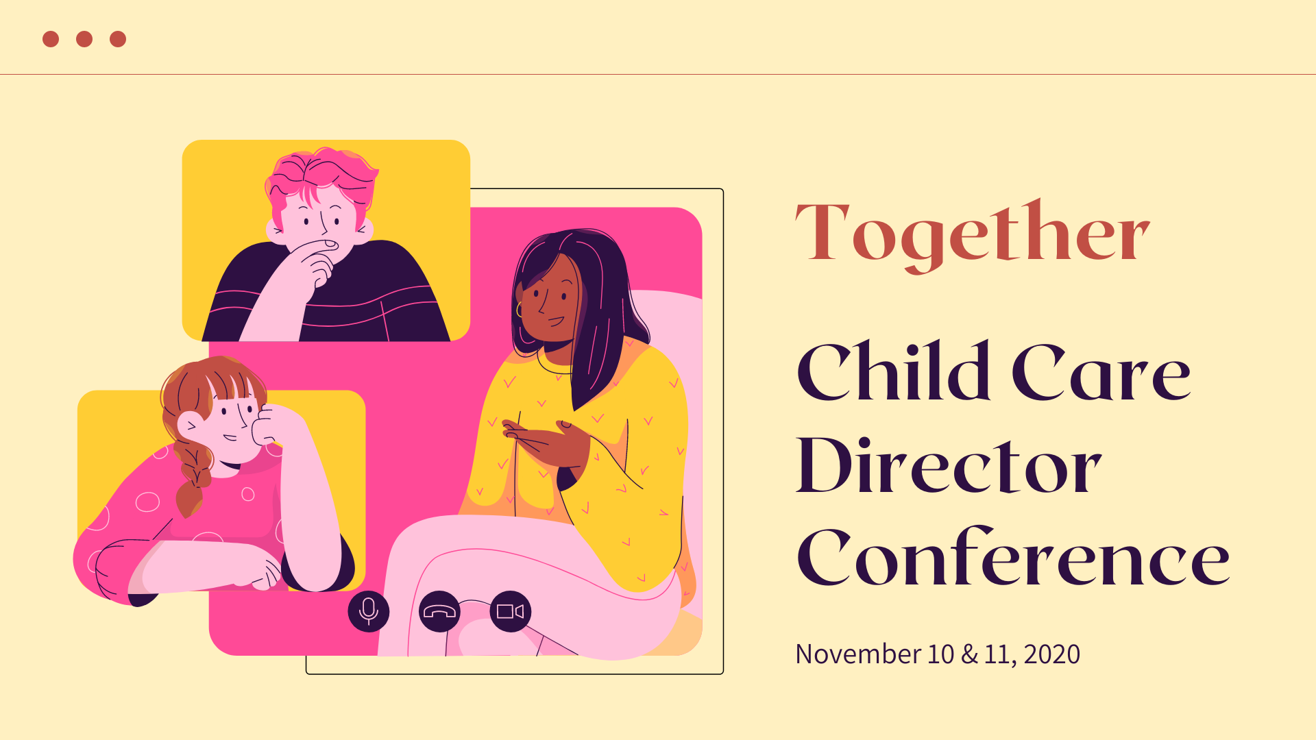 Together - Fall Child Conference