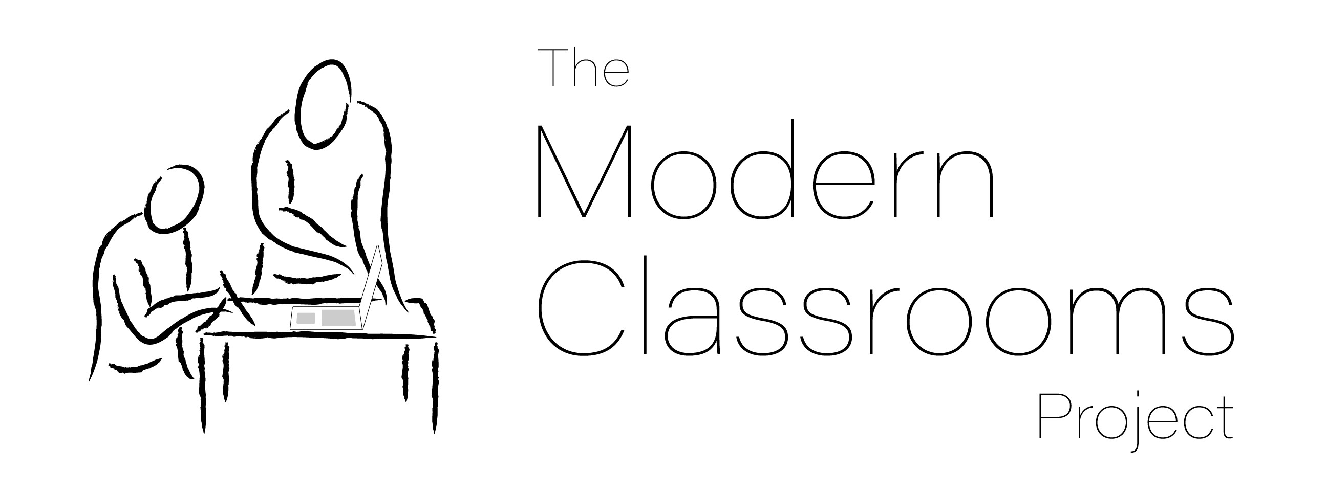 This is a Modern Classrooms Project logo