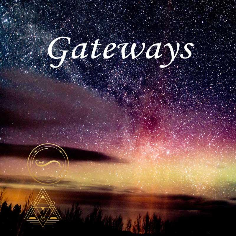 Gateways with noraWalksinspirit