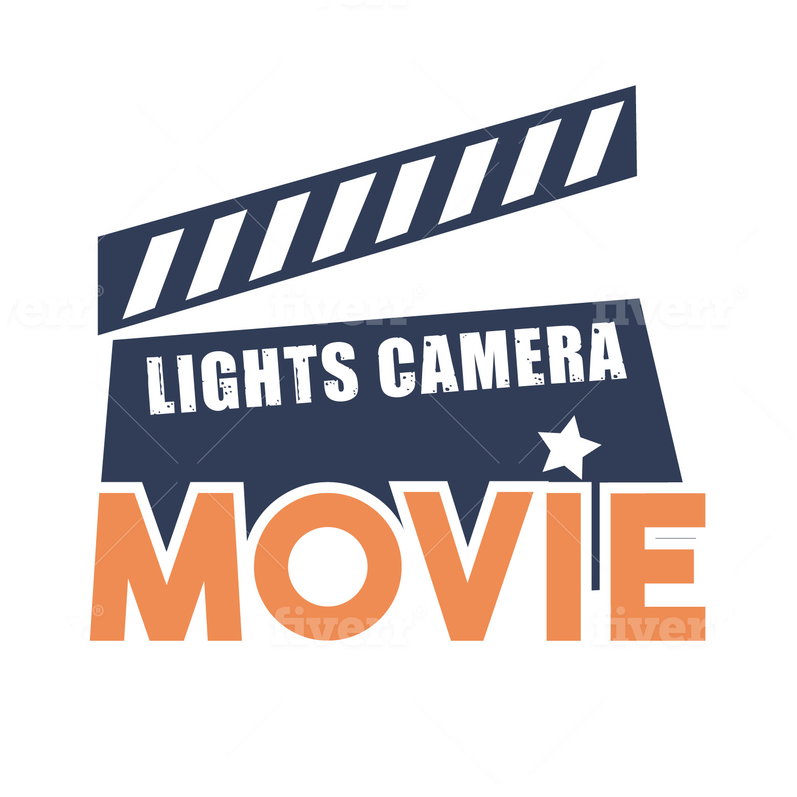 Lights Camera Movie