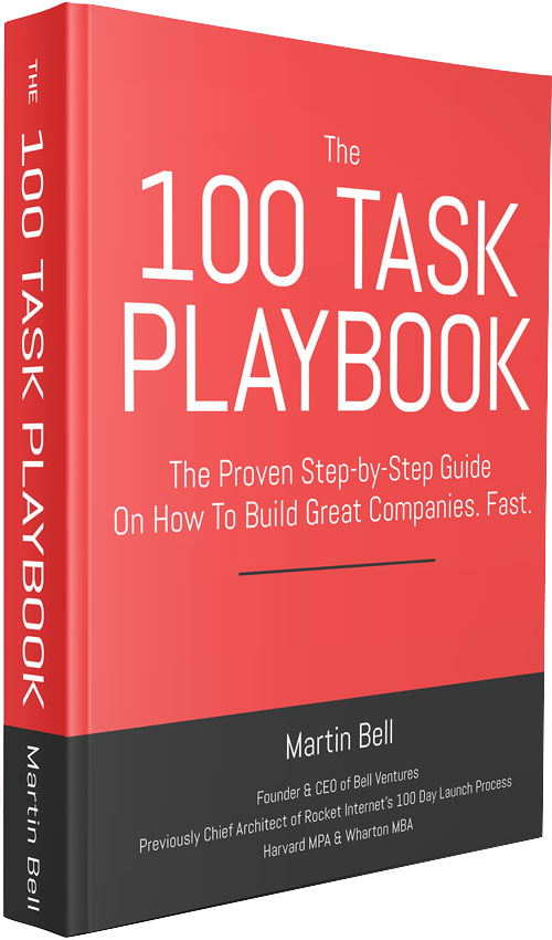 The 100 Tasks Playbook