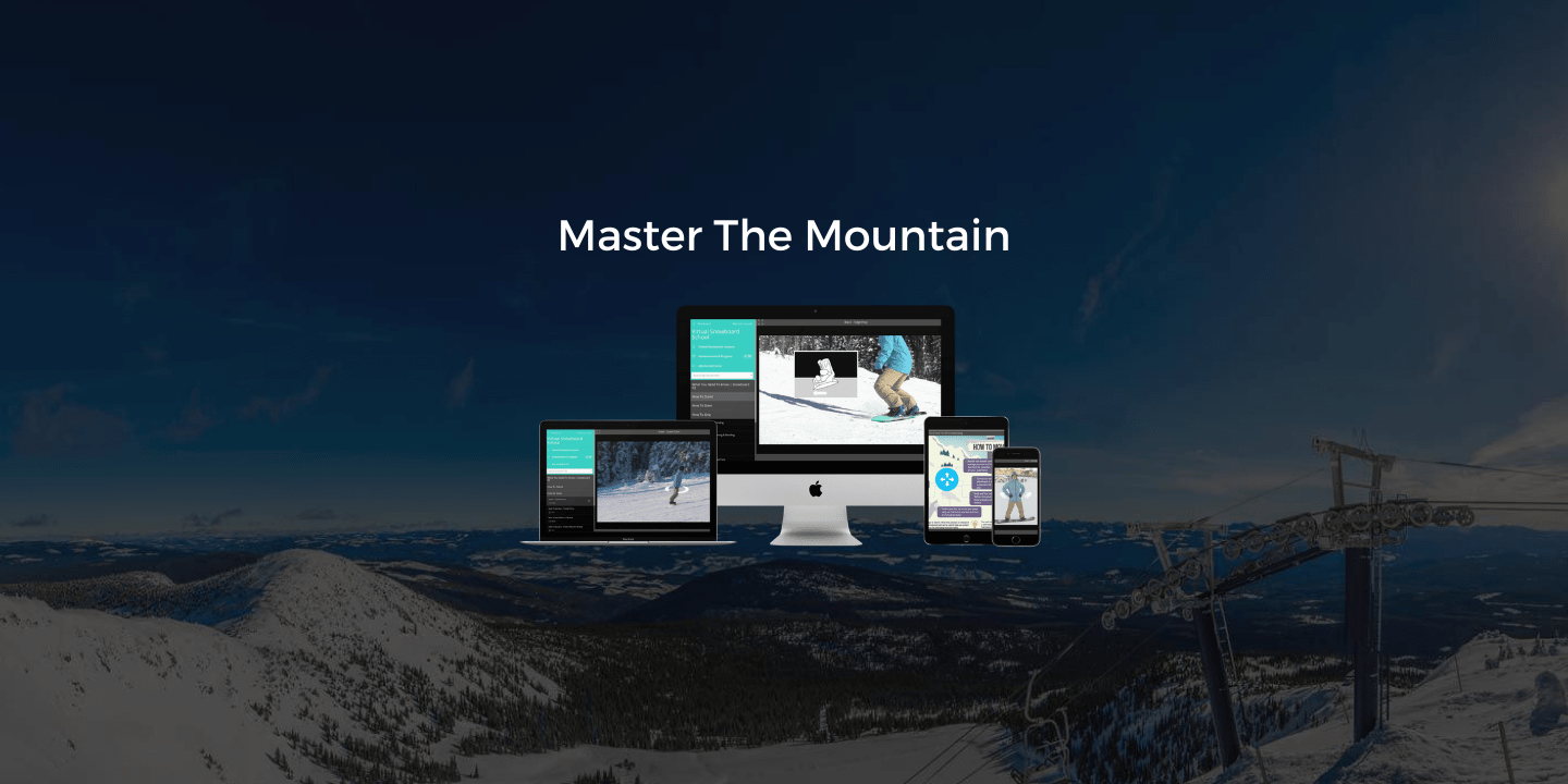 Online snowboard lessons, online snowboard school, learn to snowboard online, how to snowboard