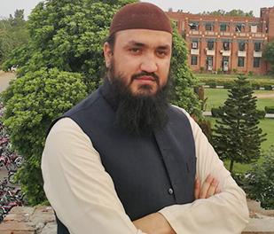 Rizwan Allah Amin Afridi