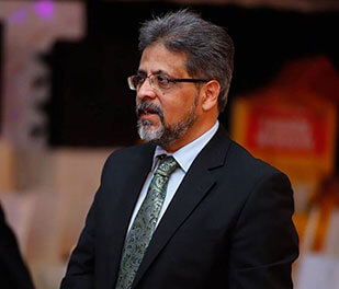 Al Nafi Trainer Azher Rizvi