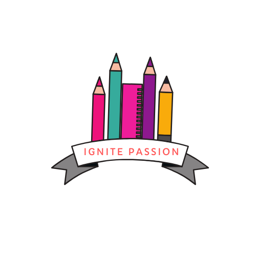 Nomna Academy Ignite Passion Logo