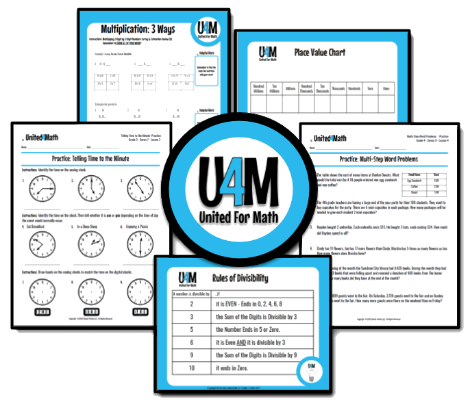 Printable Resources to Help Guide & Practice