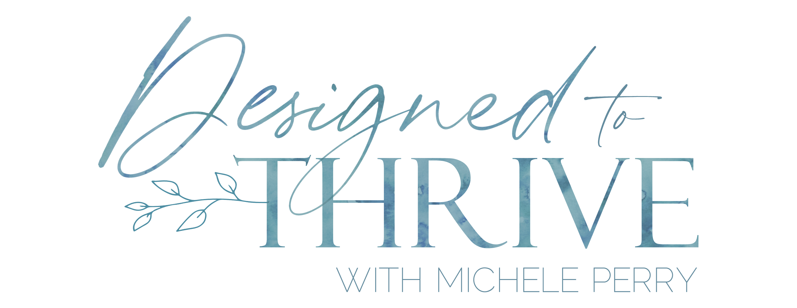 Designed to Thrive Creative with Michele Perry