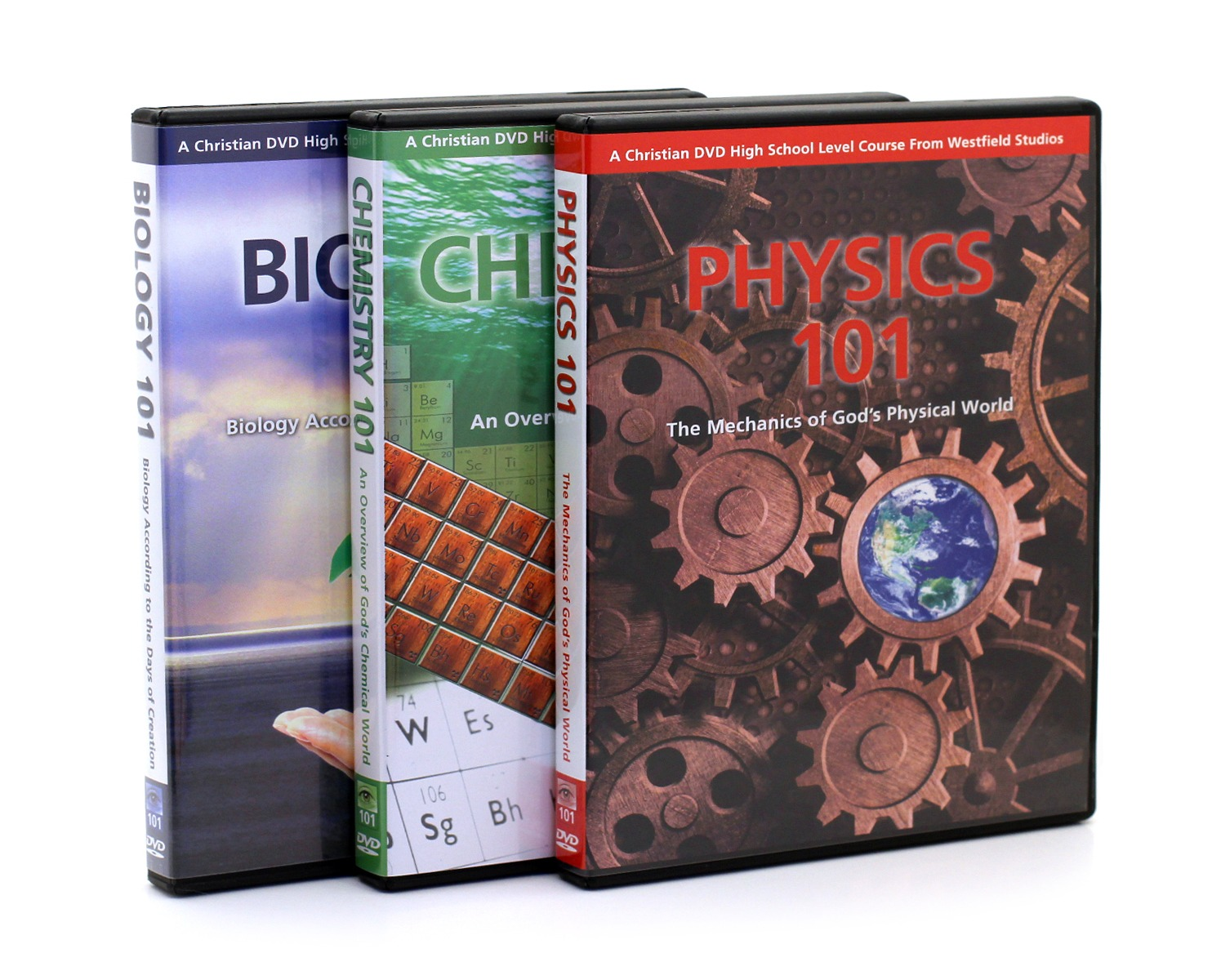 The 101 series DVDs