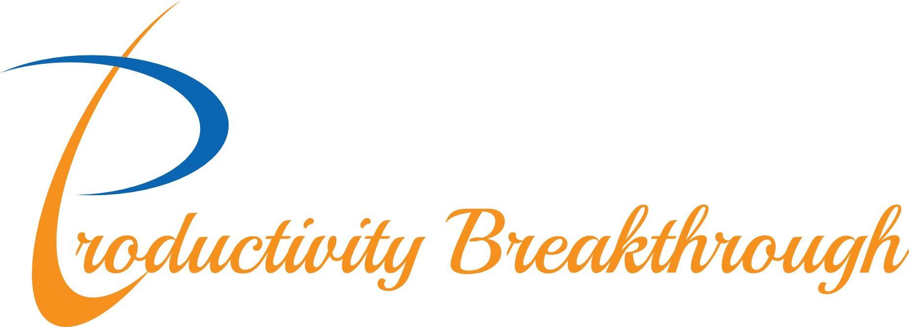 Productivity Breakthrough