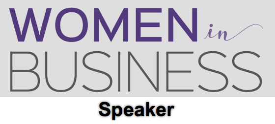 Women in Business speaker