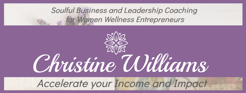 Shine Wellness with Christine Williams
