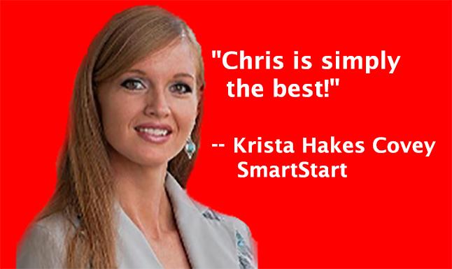 Krista Hakes Covey, SmartStart
