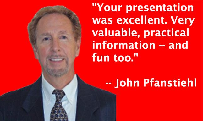 John Pfanshiehl