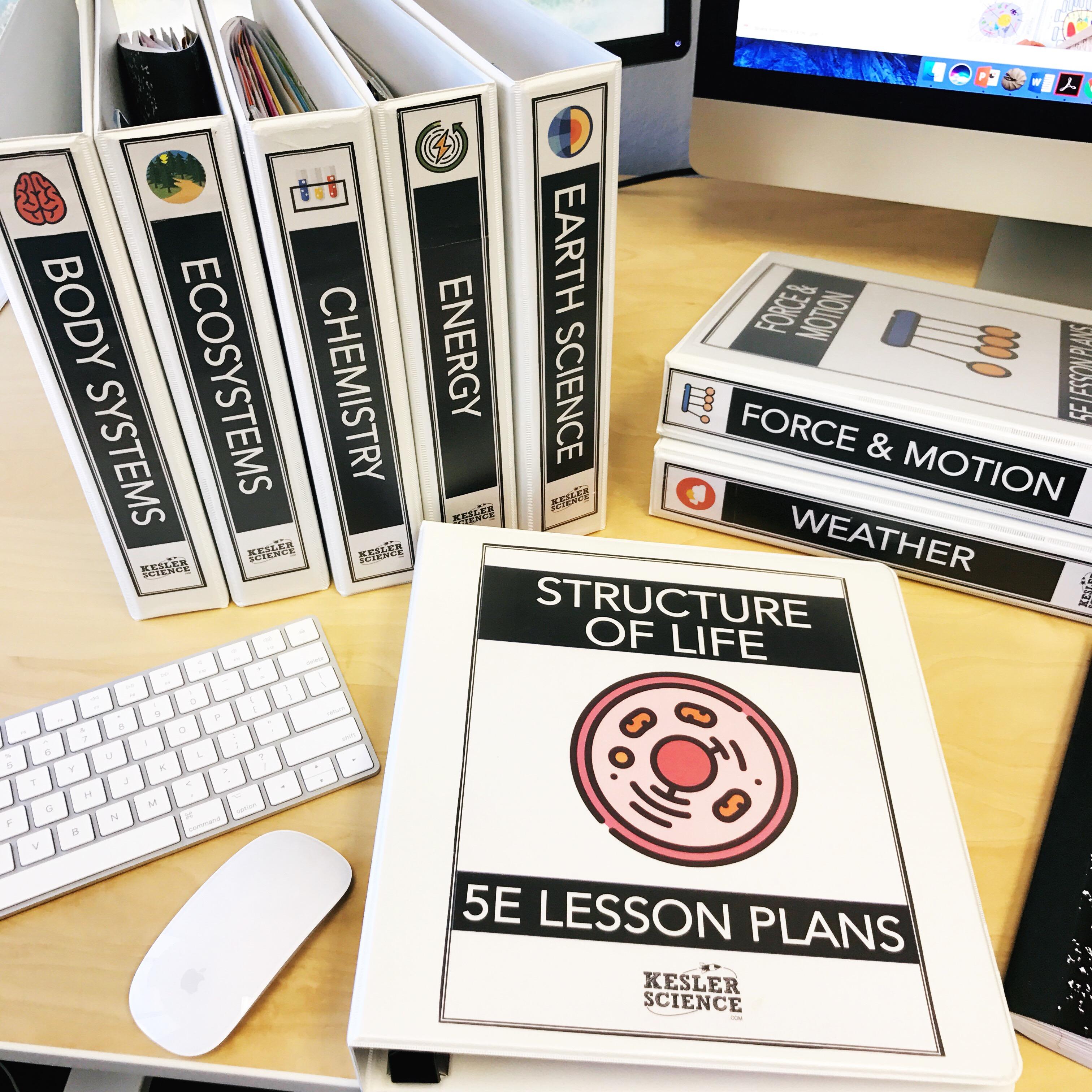 5E Lessons