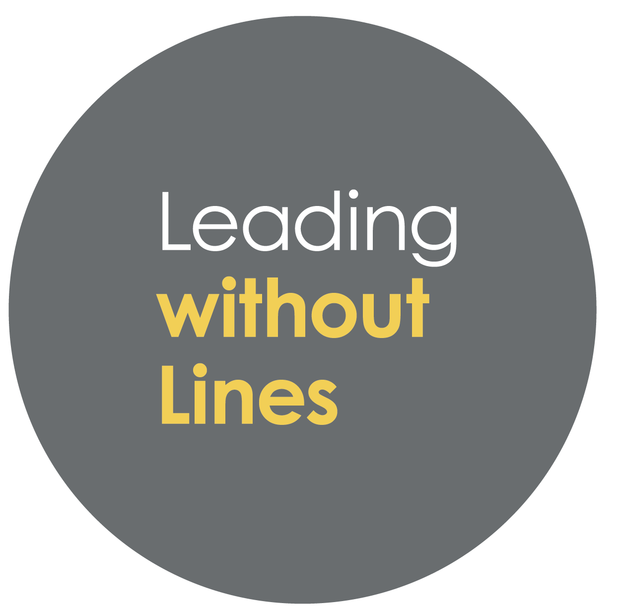 Leading without Lines