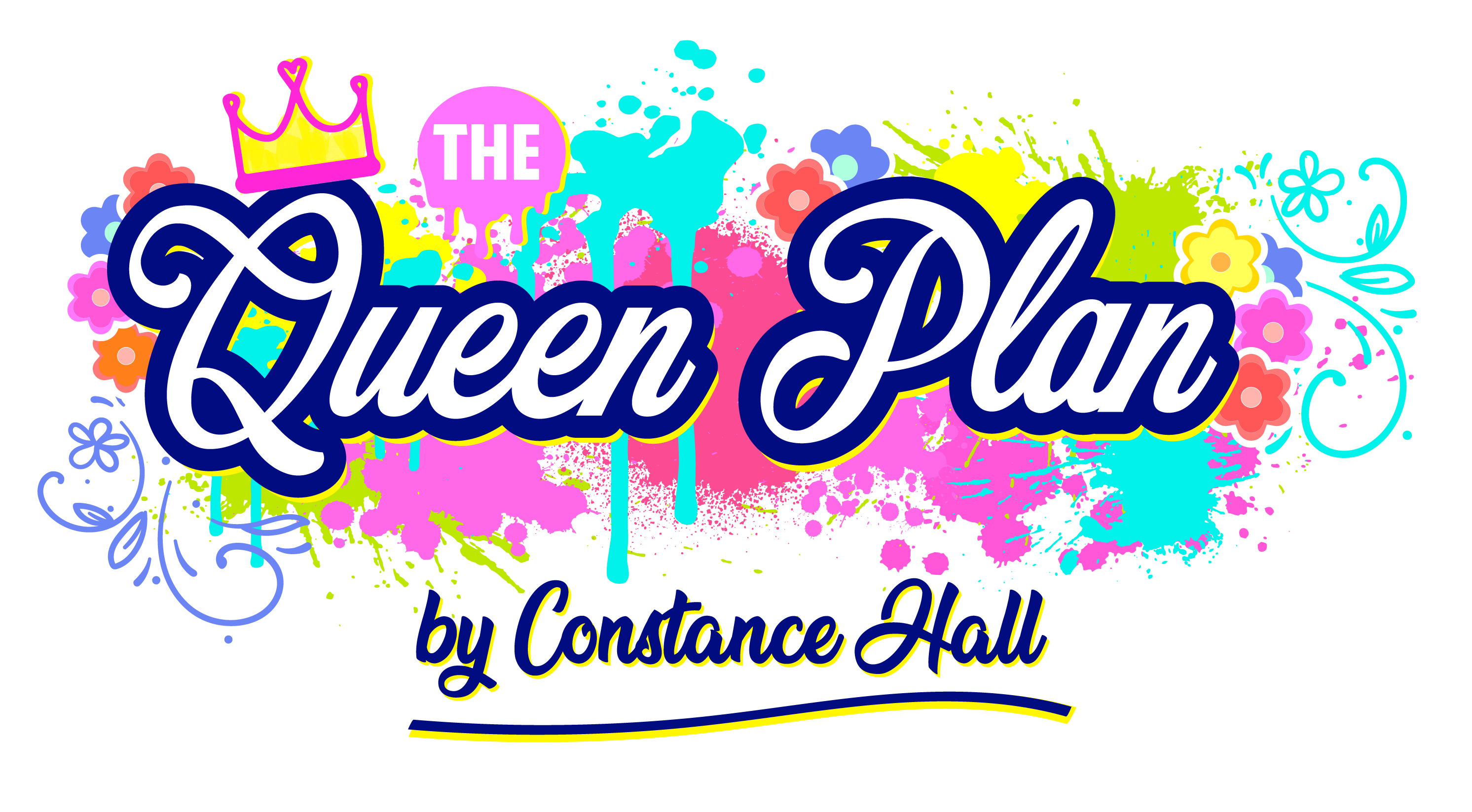 The Queen Plan by Constance Hall