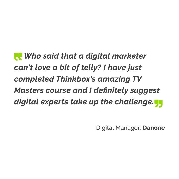 Digital Manager, Danone