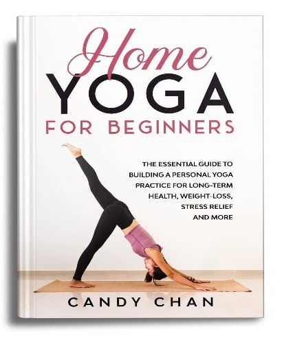 Home Yoga for Beginners - Book Image
