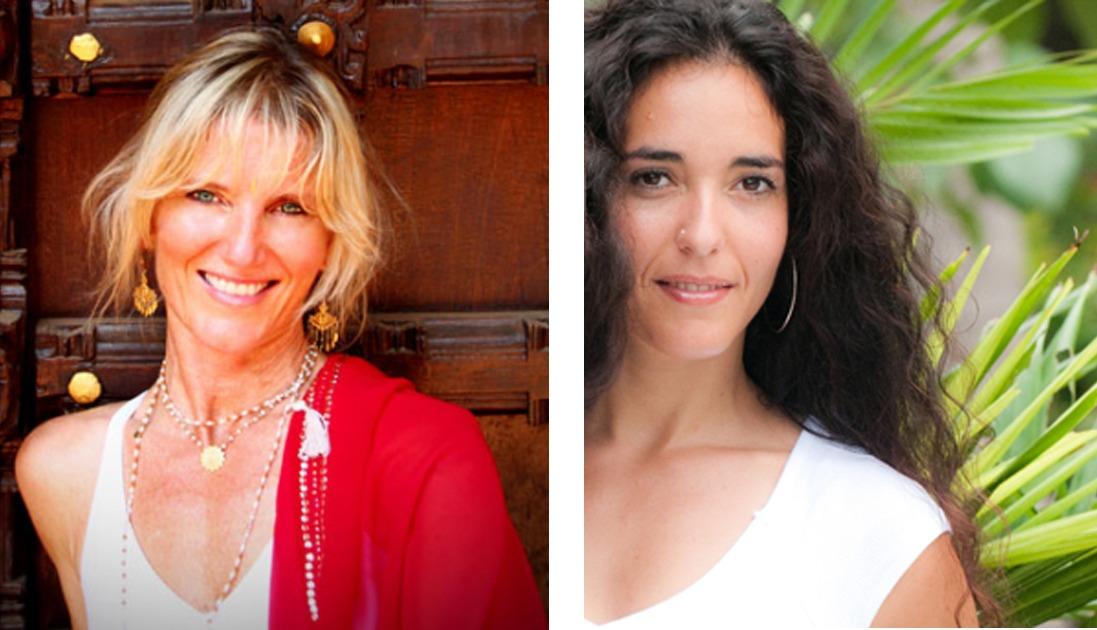 Shiva Rea, invitée internationale & Véronique Dumont