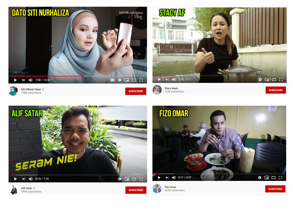youtuber terbaik