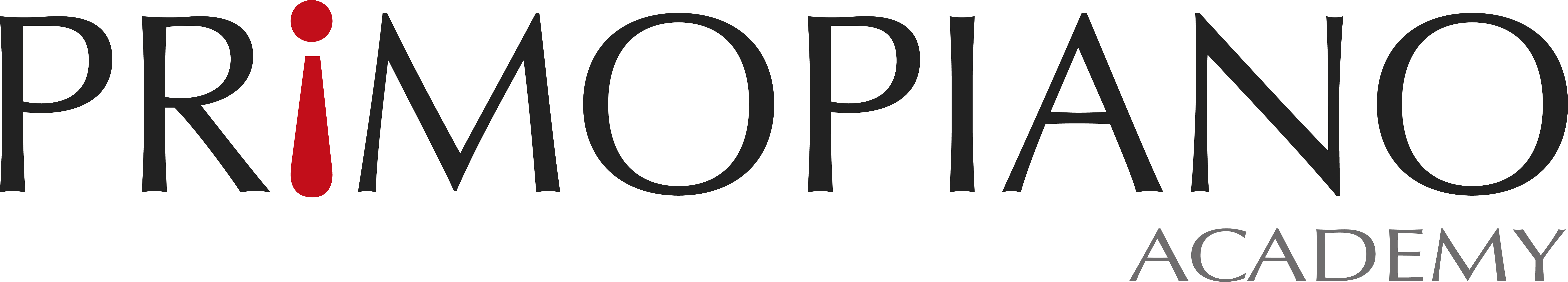 Primopiano Academy Logo