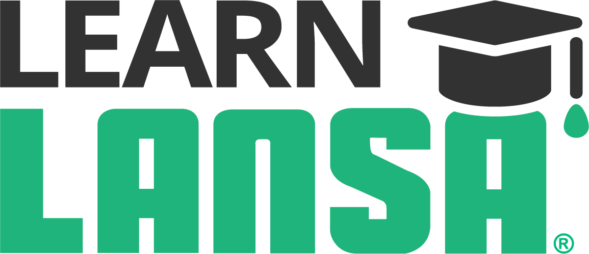 Learn LANSA logo