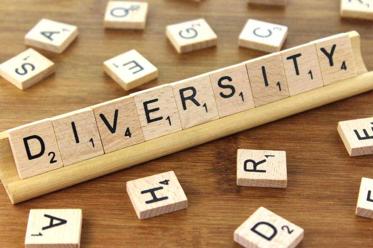'Diversity' in wooden Scrabble game tiles by Nick Youngson CC BY-SA 3.0 Alpha Stock Images