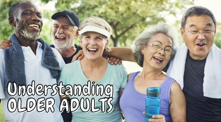 Understanding Older Adults online course
