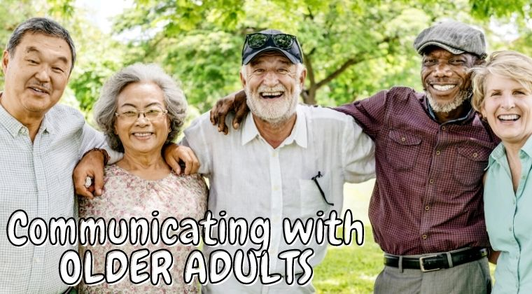 Communicating with Older Adults online course